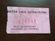 bilet u99 Pruszcz Gdański