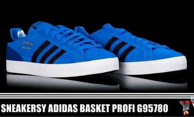 detailed look 9696d 1eb88 Buty Adidas Basket Profi 44 23 Sneakersy G95780