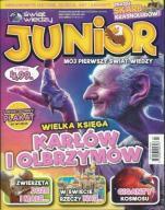 ŚWIAT WIEDZY JUNIOR wyd.spec. nr 7/2017