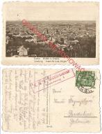 Lwów, Widok z Kopca, K.U.K. cenzura 1, 1916