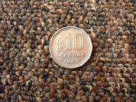 10 Pesos1963r Argentyna