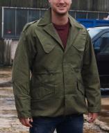 NOWA PORZĄDNA kurtka wojskowa M88 HEAVY! r. L