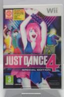 GRA WII JUST DANCE 4