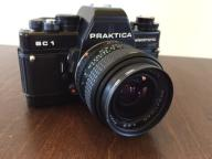 Pracktica BC1 elecronic + Prakticar MC 1:2.8 f28mm