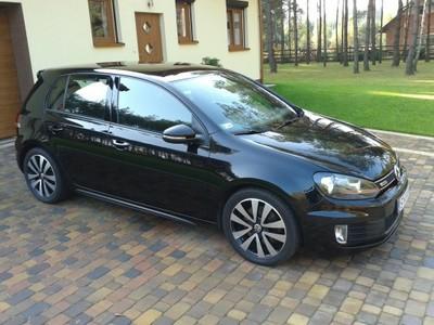 Volkswagen Golf 6 Gtd Pierwszy Wl Bezwypadkowy Aso 6729653261 Oficjalne Archiwum Allegro