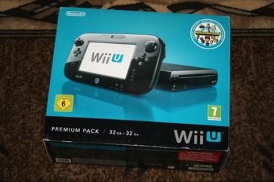 Nintendo Wii U Premium Pack 32 Gb Nintendo Land 6770013060 Oficjalne Archiwum Allegro