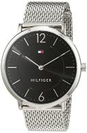 Tommy Hilfiger Mens Quartz Watch, Analogue Classic
