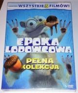 EPOKA LODOWCOWA PEŁNA KOLEKCJA -WSZYSTKIE 5 FILMÓW