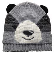 cudna czapka zimowa 1-2 latka IDEAŁ NOWA bez metk