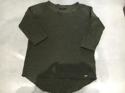 Sweter brokat khaki Mohito 38/M