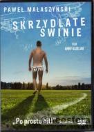 (DVD) SKRZYDLATE ŚWINIE | Paweł Małaszyński