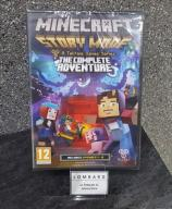 MINECRAFT STORY MODE COMPLETE ADVENTURE PC NOWA