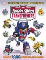 Angry Birds Transformers Ultimate (9780241184738)