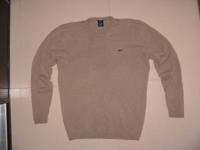 Wełniany sweter Nike XL