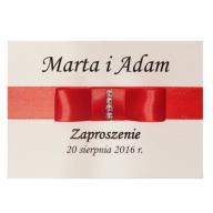 Zaproszenia ślubne zaproszenia na wesele Z-03