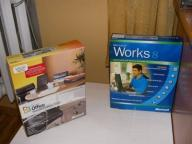 Microsoft Office 2003 Standard BOX + Works 8 BOX