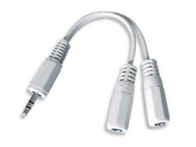 Kabel przewód adapter rozdzielacz mini JACK 3.5mm
