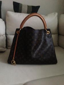81a05f138d7e2 Louis Vuitton Artsy MM - ORYGINAŁ!!! - 5960005926 - oficjalne ...