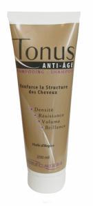 szampon TONUS,hamuje procesy starzeniowe w włosach