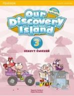 Our Discovery Island 3 WB PEARSON  - Sagrario Sal