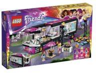 LEGO FRIENDS 41106 WÓZ KONCERTOWY GWIAZDY POP OPIS