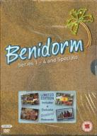 BENIDORM SERIES 1-4 AND SPECIALS - NOWY W FOLII