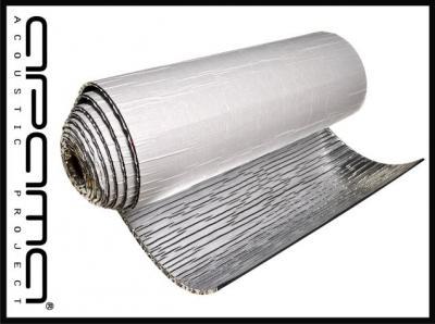 Mata akustyczna wygłuszająca aluminiowa 10mm APAMA