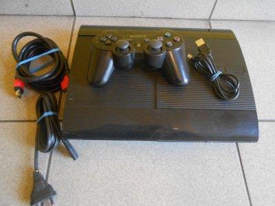 KONSOLA PS3 12GB CECH-4204A+PAD+OKABLOWANIE