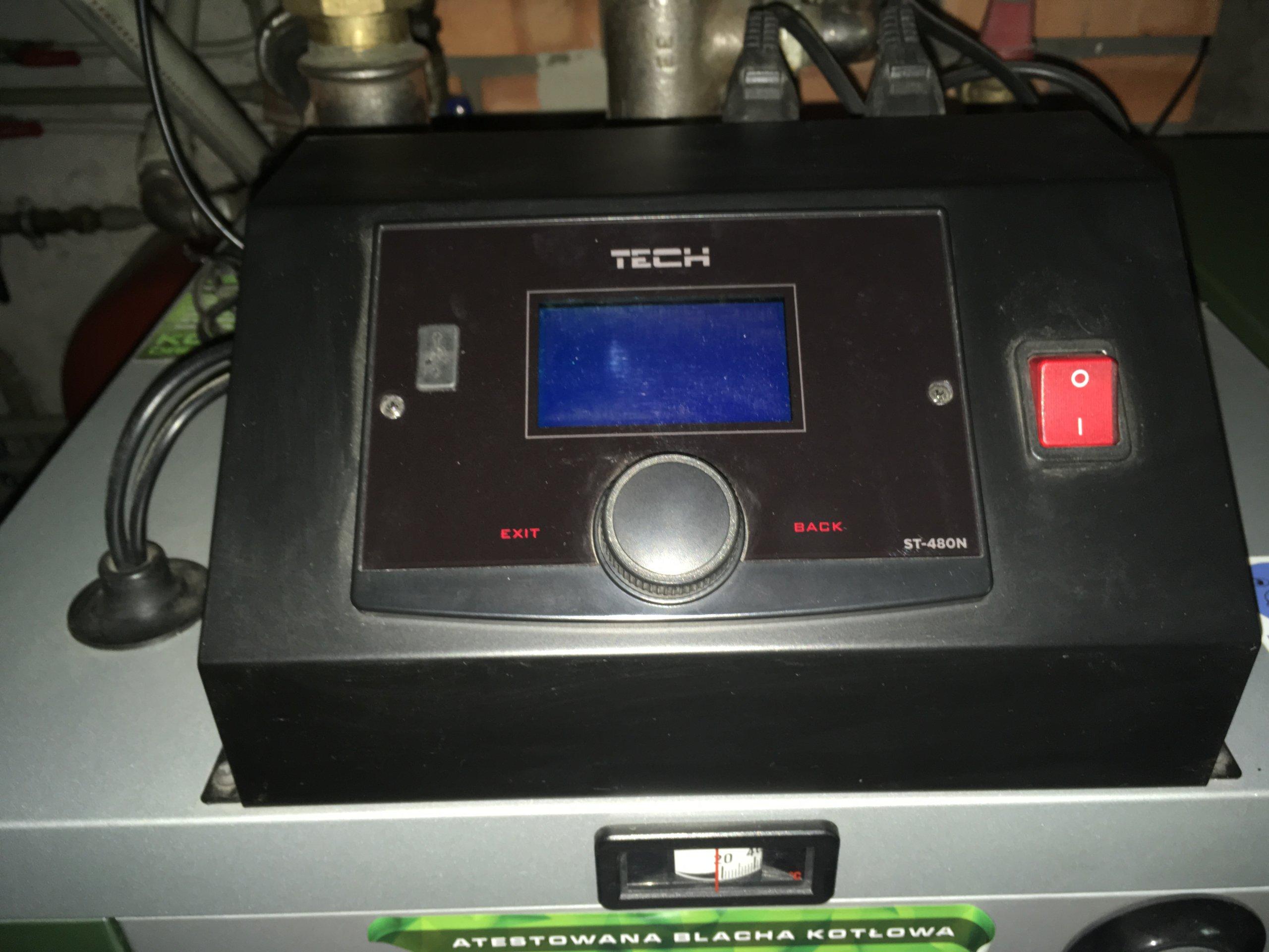 STEROWNIK TECH ST-480n