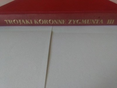Trojaki koronne Zygmunta III