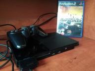 Konsola Playstation 2 SCPH-90004 1xpad,karta,gra