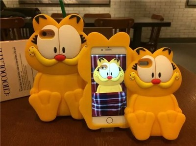 Etui Guma Garfield Kot S4 S5 S6 S6 Edge J1 J5 J7 5949666003