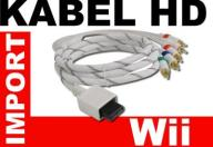 KABEL COMPONENT NINTENDO WII HDTV VIDEO