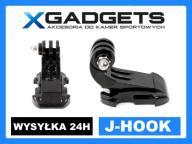 J-HOOK SZYBKOZŁĄCZKA do GoPro 2 3 4 SJ4000 SJ5000