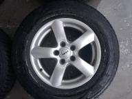 Koła Aluminiowe Zimowe Rav 4 215/70R16 100T NEXEN