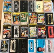 ZX Spectrum zestaw gier na kasetach od 1zł.