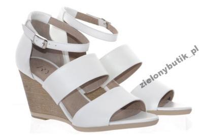 7680e560 Buty Ryłko S6D76K3/biały - sandały r.36 - 39 - 5550983654 ...