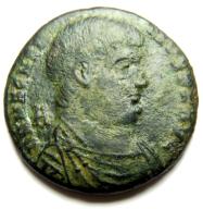AC- MAGNENCJUSZ (350-353), Arelatum, AE2, 4,5g!