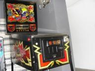 Pinball Flipper Fliper Black Knight 2000