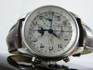 LONGINES MASTER L.2.673.4 TRIPLE DATE MOONPHASE