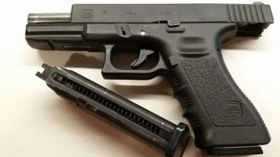 a4ce6adc876f8 Replika pistoletu Glock 17 gen 3 TOKYO MARUI * - 7001827264 ...