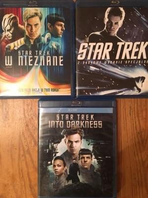 Star Trek trylogia