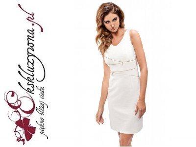 cbefc6c0a0 WYPRZEDAŻ Enny 190081 sukienka 40 WYSYŁKA 24H - 6144992918 ...