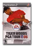 NTSC USA - Tiger Woods PGA Tour 06 [PS2] golf
