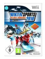 WINTER SPORTS 2010 SKOKI NARCIARSKIE Wii