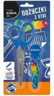 Nożyczki z etui KIDEA