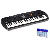 CASIO SA-77 Mini keyboard + Baterie WARSZAW
