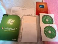 Microsoft Windows 7 Home Premium 32/64 BOX VUP