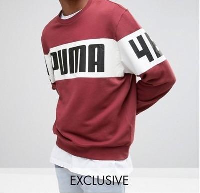 g50 bluza Puma duży napis męska Originals XL