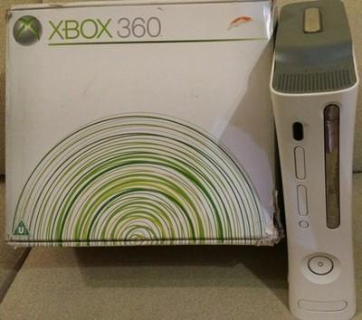 XBOX 360 RROD 0102 PAD DYSK HDD 60 GB
